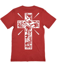 Load image into Gallery viewer, SRH My Crazy Life Shirt (Red)