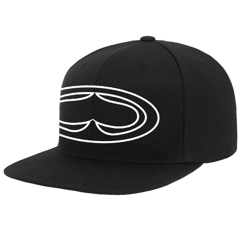 Rebel Black Snapback