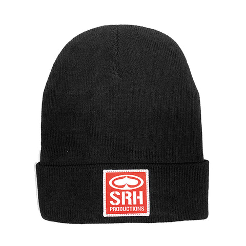 SRH Cuffed Patch Beanie
