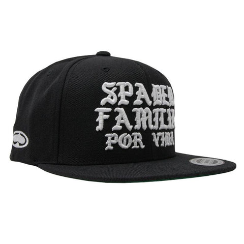 SRH Spaded Familia Snapback Hat