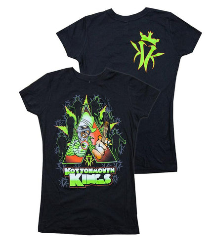 Kottonmouth Kings Big Pakelika Womens Shirt