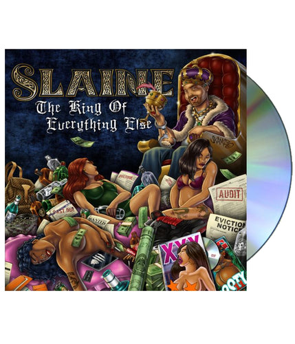 Slaine - The King of Everything Else CD