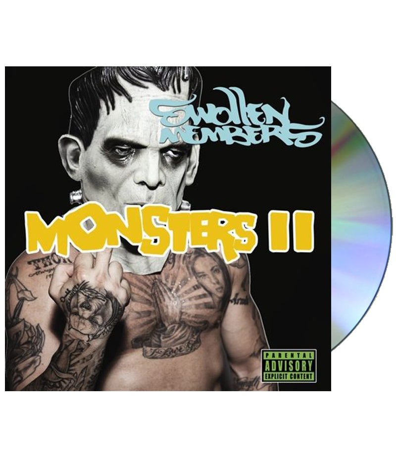 Swollen Members - Monsters II CD