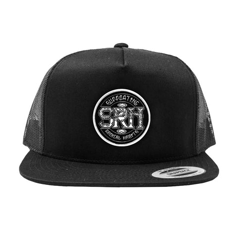 SRH - Supporting Radical Habits Patch Mesh Snapback