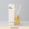 Lemongrass Reed Diffuser - Inspired Candles