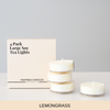Lemongrass 4 pack - Inspired Candles