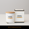 Butterscotch Large Soy Candle - 250g Inspired Candles