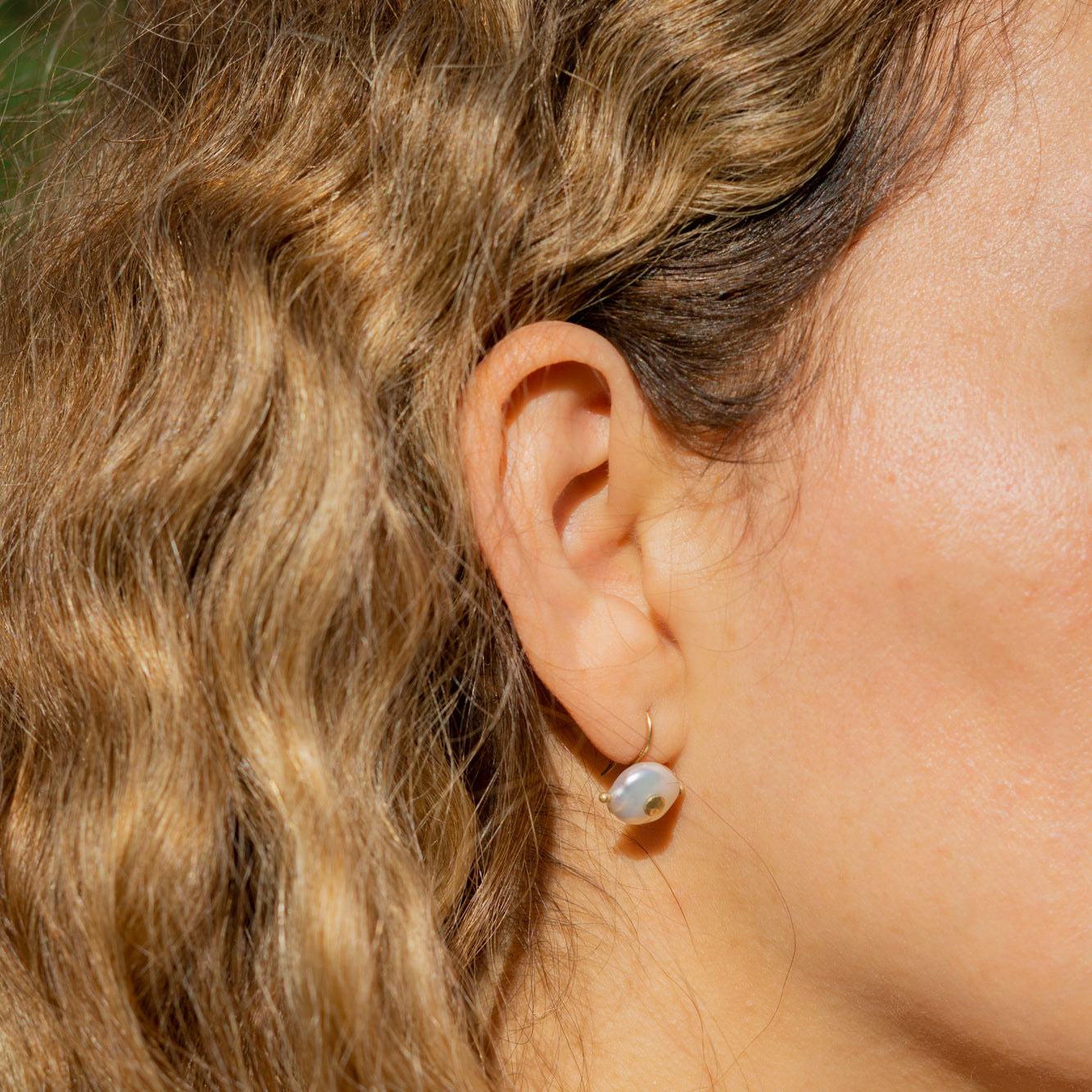 BAROQUE ATHENA EARRINGS