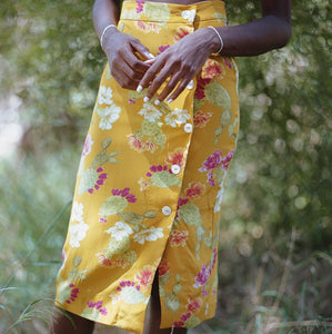 APPAREL - PATRONA SKIRT