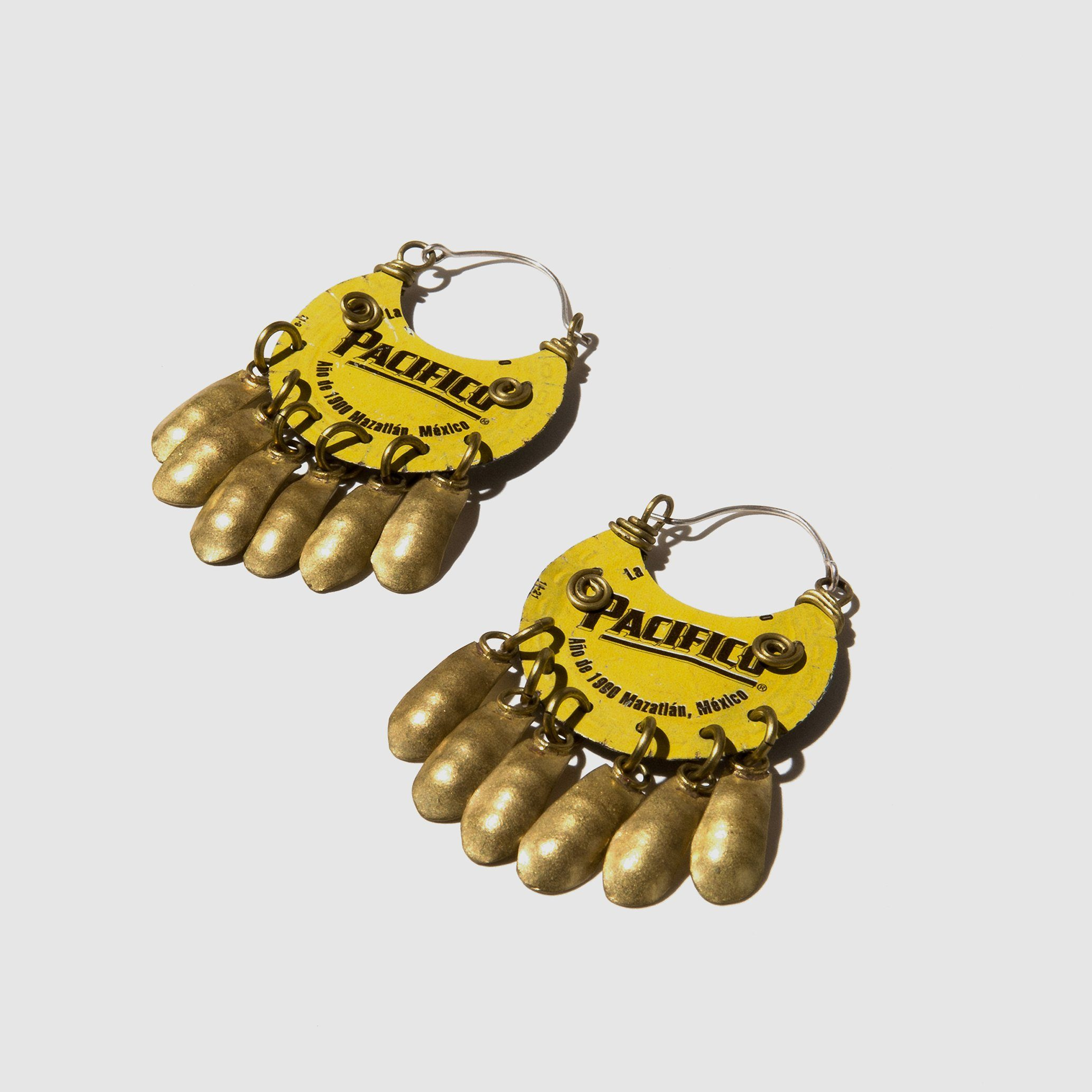 JEWELRY - PACIFICO CHANDELIER EARRINGS