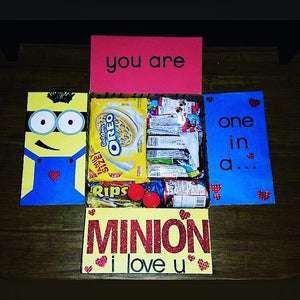 'You are one in a Minion' Package