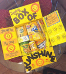 'You Are My Sunshine Package' (With a Letter/Note)