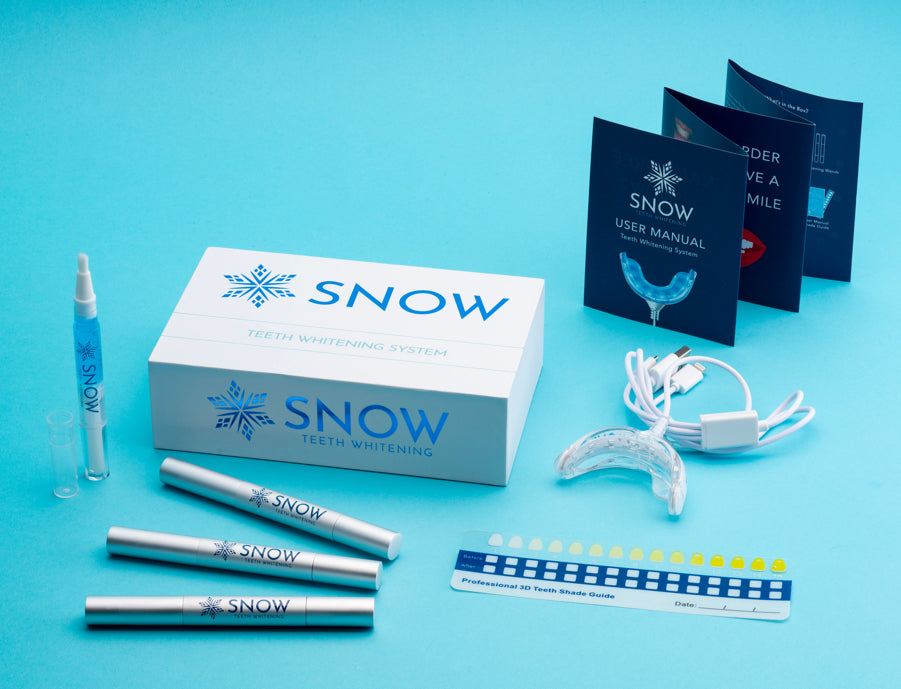 Snow At Home Whitening Kit Byte