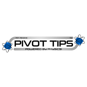 Pivot Tips™  New versions available at Keco, Dentcraft and Anson
