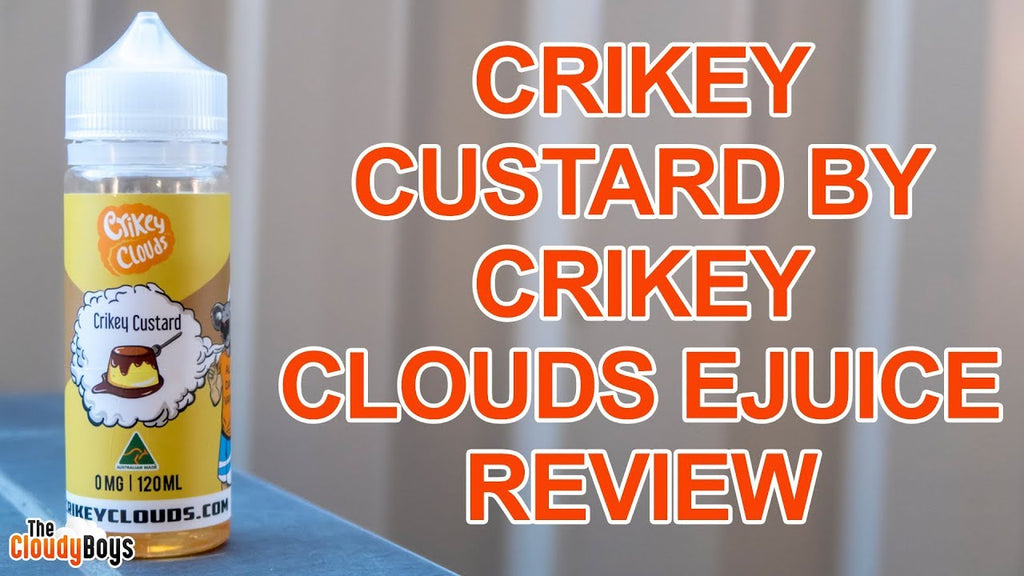 Crikey Custards Review