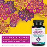 WORLD'S FIRST PREBIOTIC & PROBIOTIC PROPRIETARY BLEND TO EXPOTENTIALLY BOOST DIGESTIVE HEALTH