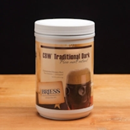 3.3 lb. Briess Traditional Dark LME (Liquid Malt Extract) - The Brewmeister