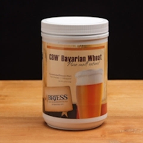 3.3 lb. Briess Bavarian Wheat LME (Liquid Malt Extract) - The Brewmeister