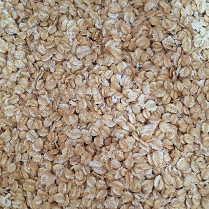 Flaked Wheat Sold by Pound - The Brewmeister