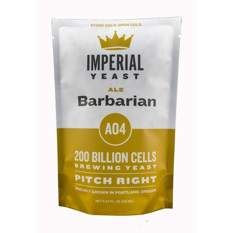Imperial Organic Yeast - A04 Barbarian - The Brewmeister