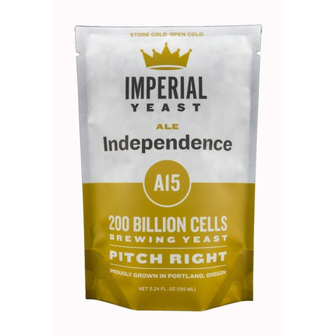 Imperial Organic Yeast - A15 independence - The Brewmeister