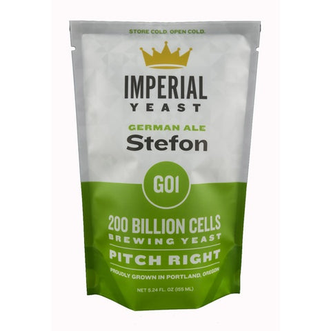 Imperial Organic Yeast - G01 Stefon - The Brewmeister