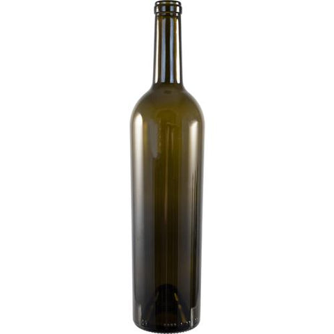 Wine Bottles 750ml Claret DLG case of 12 - The Brewmeister