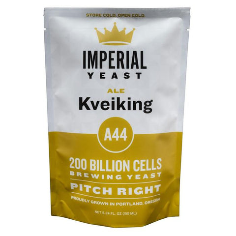 Imperial Organic Yeast - A44 Kveiking - The Brewmeister