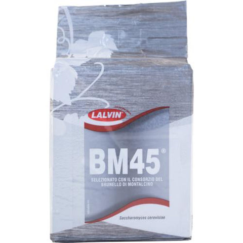 Lalvin BM45 Dry Wine Yeast - The Brewmeister