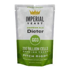 Imperial Organic Yeast - G03 Dieter - The Brewmeister