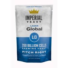 Imperial Organic Yeast - L13 Global - The Brewmeister