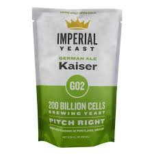 Imperial Organic Yeast - G02 Kaiser - The Brewmeister