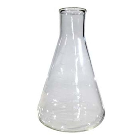 Flasks - Borosilicate Glass Various Sizes - The Brewmeister