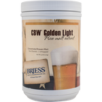 3.3 lb. Briess Golden Light LME (Liquid Malt Extract) - The Brewmeister