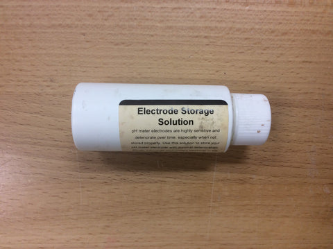 pH Electrode Storage Solution 2oz - The Brewmeister