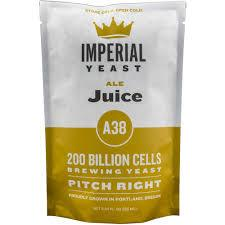 Imperial Organic Yeast - A38 Juice - The Brewmeister