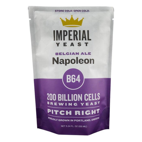 Imperial Organic Yeast - B64 Napoleon - The Brewmeister