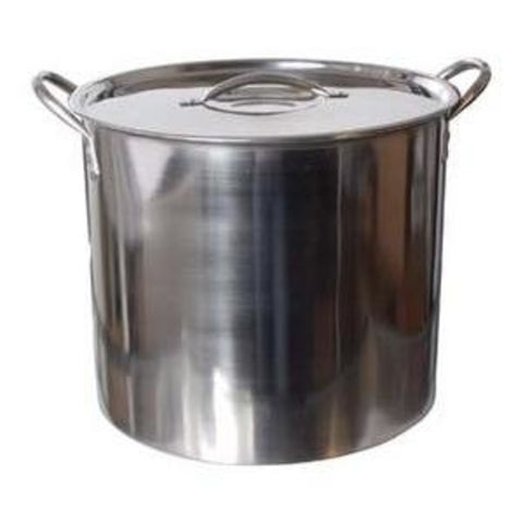 Brew Kettle Stainless Steel 5 Gallon - The Brewmeister