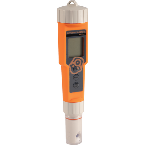 pH Meter - Beverage Doctor Pen Meter - The Brewmeister