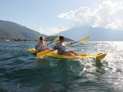 Classic Ecco Adventure engaging the five senses with an active journey of exploration and discovery at Lake Como