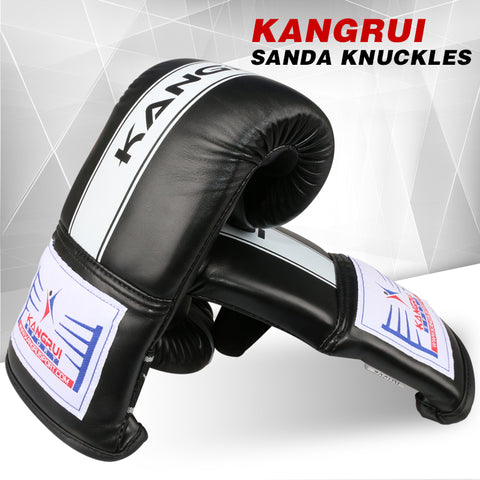 Bend Style Punching Bag Gloves