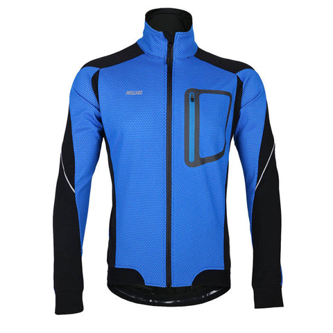 Thermal Windproof Running Jacket