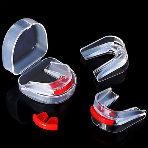 Protective Silicone Boxing Mouth Guard