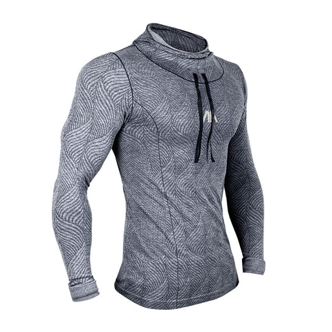 Men's Compression Hoody