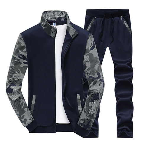Men Sportswear Jackets + Pants