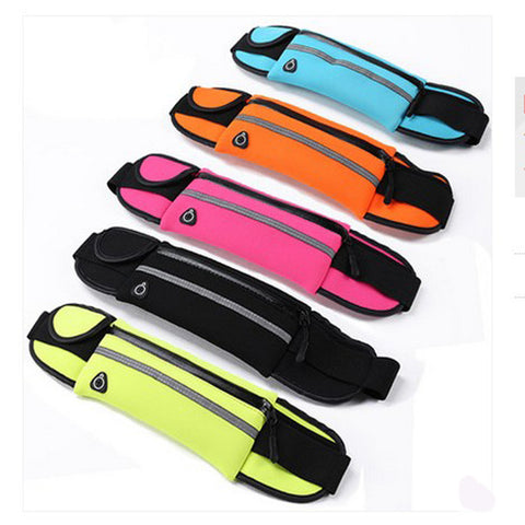 Waterproof Running Waist Pack For Phone