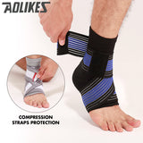 Sports Ankle Bandage Support