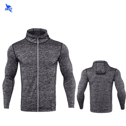 Spring Long Sleeve Breathable Running Jacket