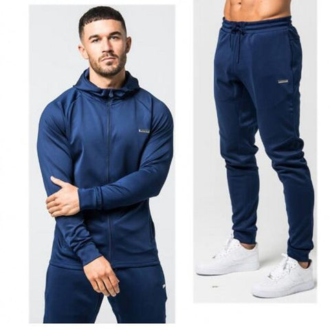 Men's Hooded Tracksuit