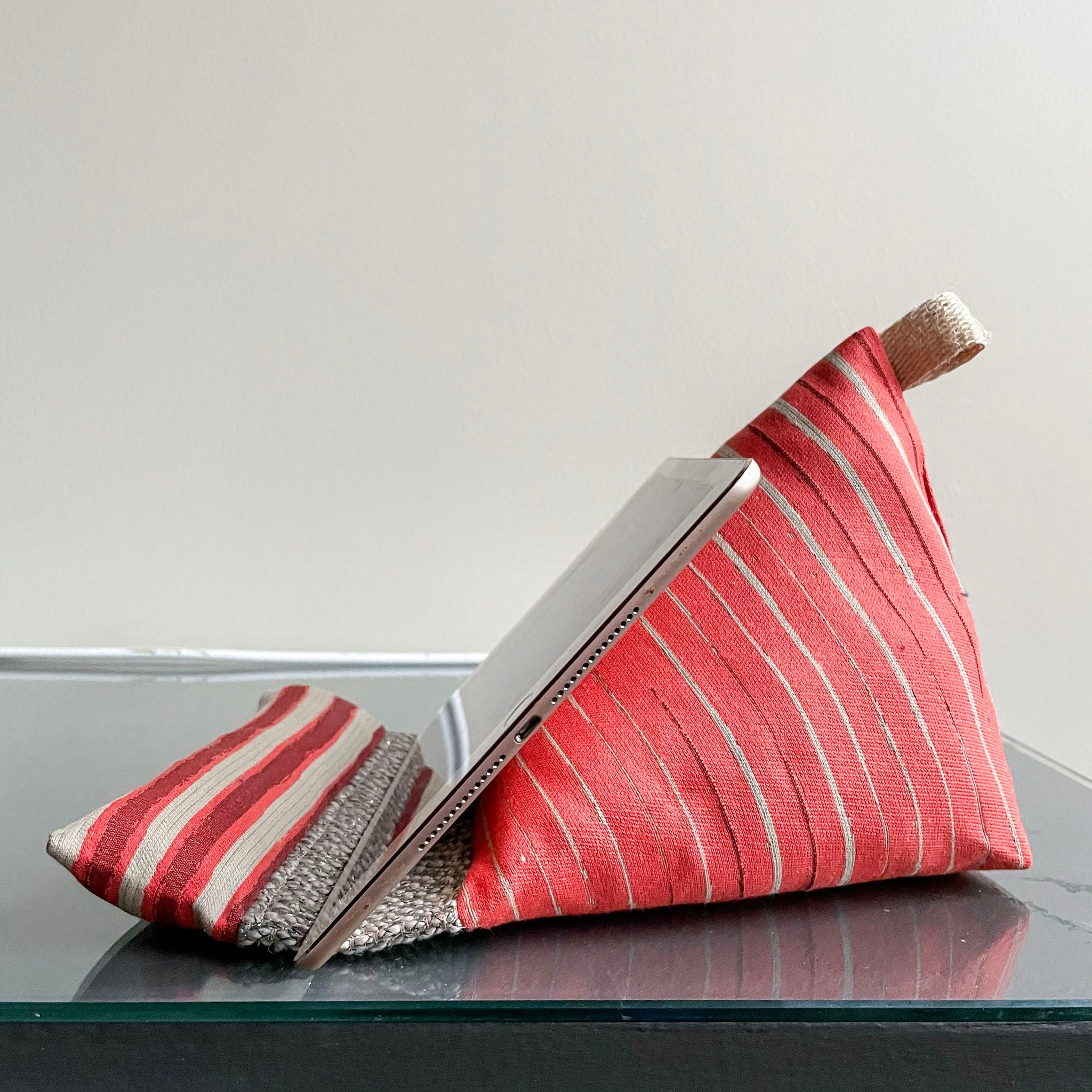 Red Tablet Pillows